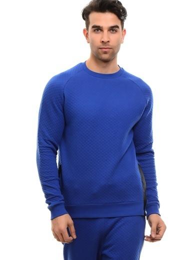 Penford Sweatshirt Mavi